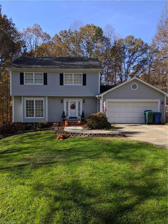 151 Pine Knoll Drive, Mount Airy, NC 27030 (MLS #959140) :: RE/MAX Impact Realty