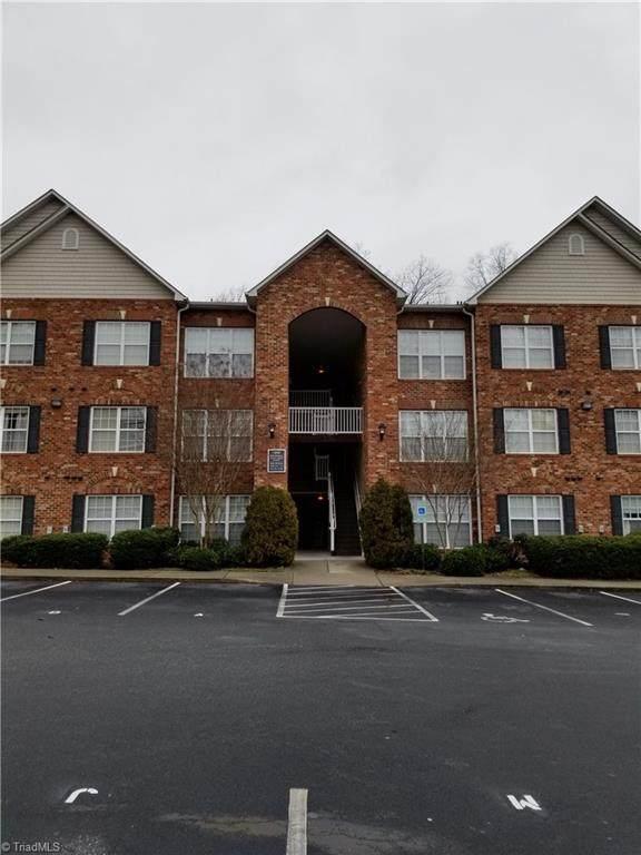 5238 Hilltop Road V, Jamestown, NC 27282 (MLS #967533) :: Berkshire Hathaway HomeServices Carolinas Realty