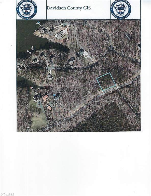 Section 2 Lot 6 Shoreline Drive, Lexington, NC 27292 (MLS #967929) :: Berkshire Hathaway HomeServices Carolinas Realty