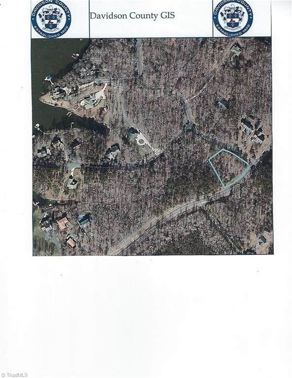 Section 2 Lot 8 Shoreline Drive, Lexington, NC 27292 (MLS #967933) :: Berkshire Hathaway HomeServices Carolinas Realty