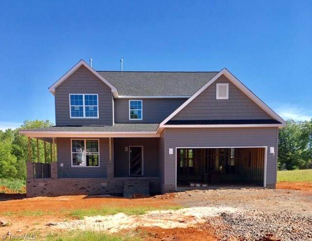 112 Saddlebrook Drive, Advance, NC 27006 (MLS #969322) :: Ward & Ward Properties, LLC