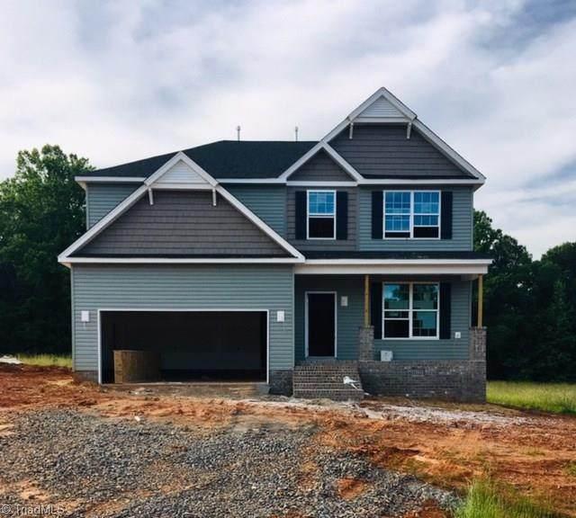 119 Saddlebrook Drive, Advance, NC 27006 (MLS #974914) :: Ward & Ward Properties, LLC