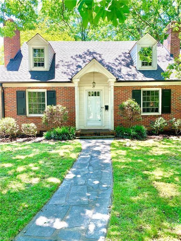 401 Spring Street, Thomasville, NC 27360 (MLS #977131) :: Team Nicholson