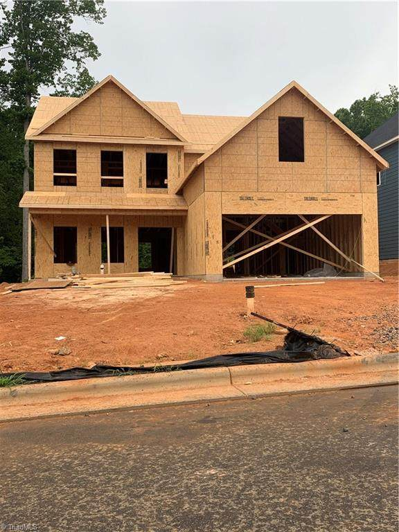 5505 Noble View Drive #4, Colfax, NC 27235 (MLS #977212) :: Berkshire Hathaway HomeServices Carolinas Realty