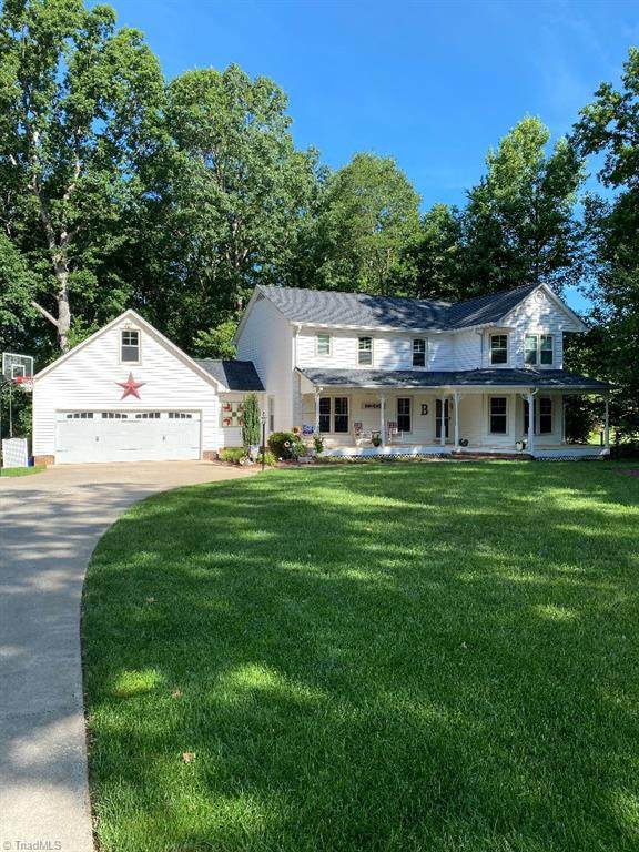 347 Cook Road, Elon, NC 27244 (MLS #983503) :: Elevation Realty
