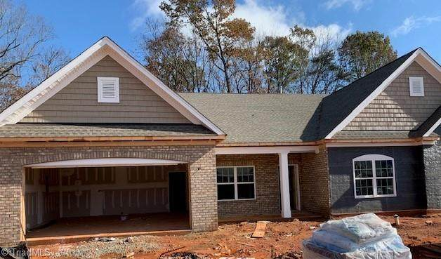 3766 Echo Forest Trail #17, High Point, NC 27265 (#984874) :: Mossy Oak Properties Land and Luxury