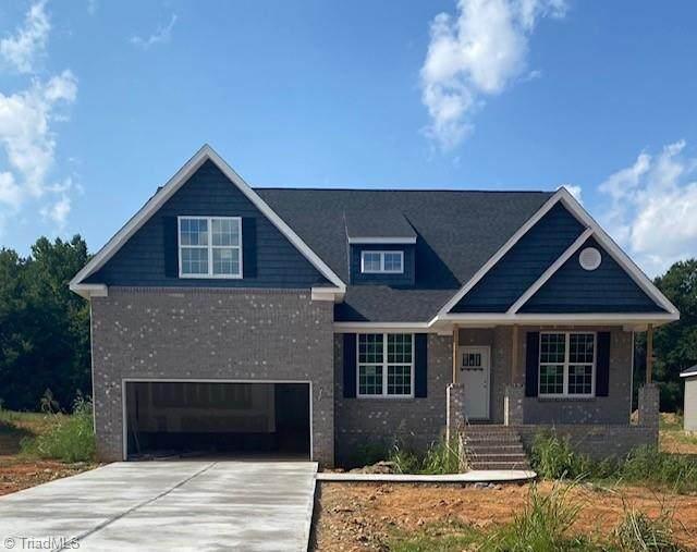 133 Saddlebrook Drive, Advance, NC 27006 (MLS #987460) :: Ward & Ward Properties, LLC