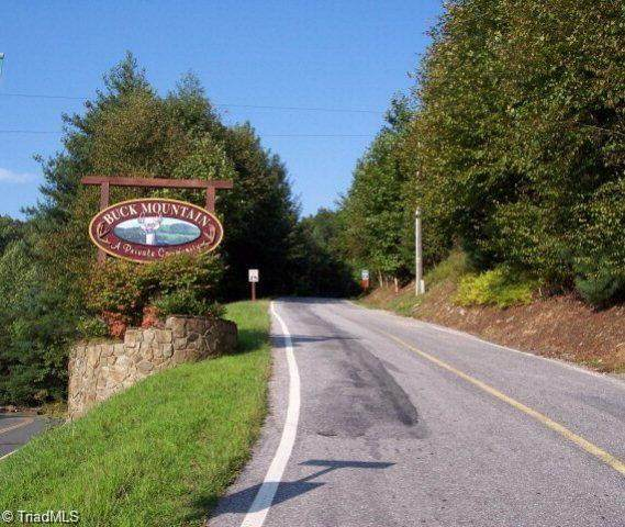 Lot 76 Brookline Drive, Purlear, NC 28665 (MLS #998060) :: Berkshire Hathaway HomeServices Carolinas Realty