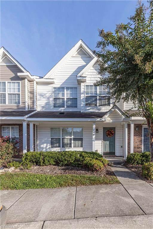 146 Bridford Downs Drive, Greensboro, NC 27407 (MLS #998964) :: Ward & Ward Properties, LLC