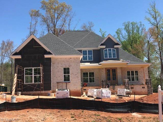 1203 Barman Court, Summerfield, NC 27358 (MLS #1008679) :: Ward & Ward Properties, LLC