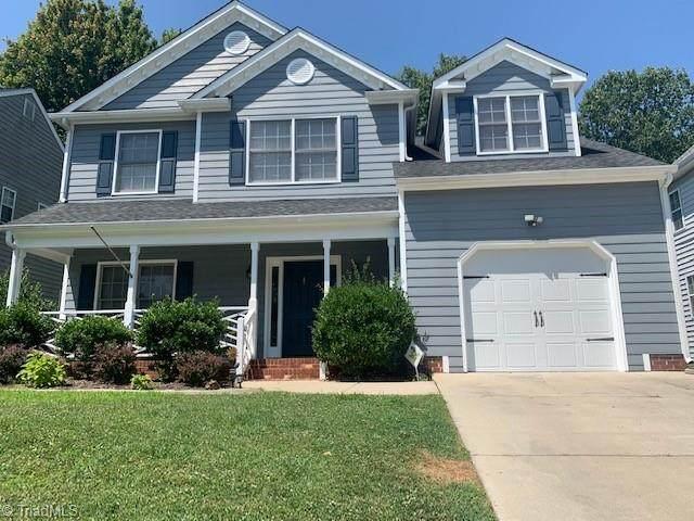 20 Top Ridge Court, Greensboro, NC 27407 (MLS #1034194) :: Ward & Ward Properties, LLC