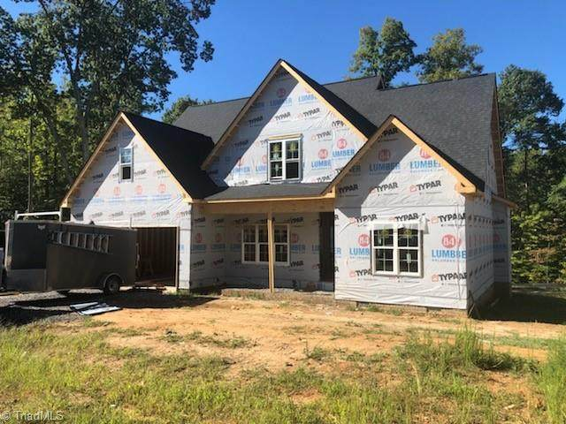 7607 Monty Drive, Kernersville, NC 27284 (#1043988) :: Premier Realty NC
