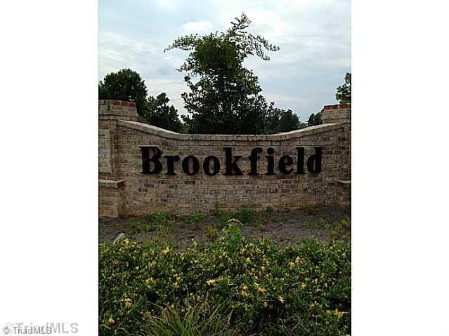 0 Brookfield Drive, Stokesdale, NC 27310 (MLS #680875) :: Banner Real Estate