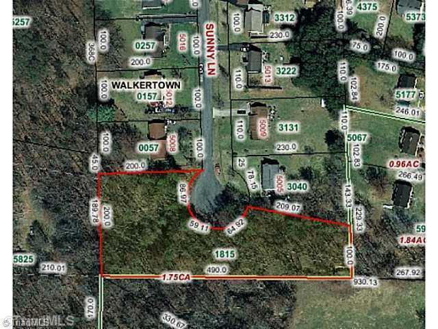 5004 Sunny Lane, Walkertown, NC 27051 (MLS #713481) :: The Temple Team