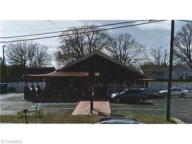 1445 N Fayetteville Street, Asheboro, NC 27203 (MLS #718339) :: The Temple Team