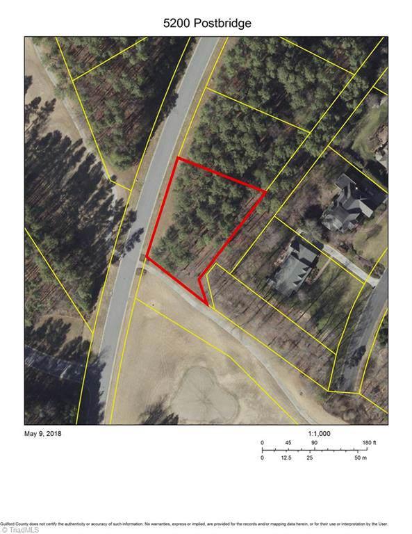 5200 Postbridge Drive, Greensboro, NC 27407 (MLS #886128) :: Ward & Ward Properties, LLC