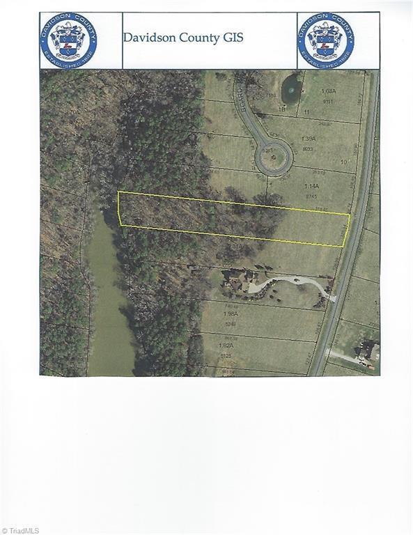 338 Scout Road, Lexington, NC 27292 (MLS #902525) :: Kristi Idol with RE/MAX Preferred Properties