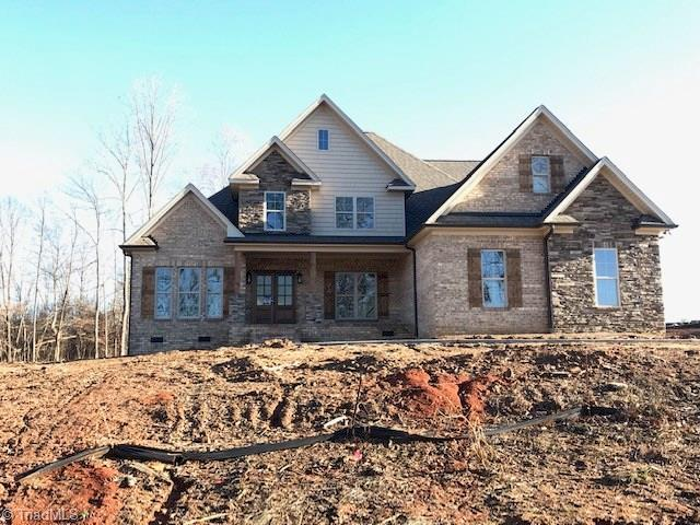 8000 Honkers Hollow Drive, Stokesdale, NC 27357 (MLS #904552) :: Kristi Idol with RE/MAX Preferred Properties