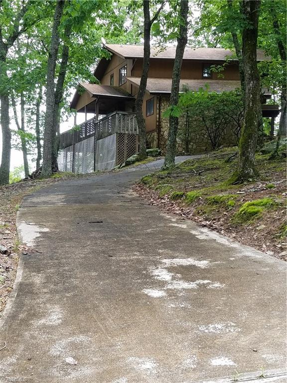 1555 Greenstreet Drive, Traphill, NC 28685 (MLS #932211) :: RE/MAX Impact Realty