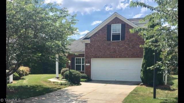 5760 Knoll Court, Lewisville, NC 27023 (MLS #939510) :: Ward & Ward Properties, LLC