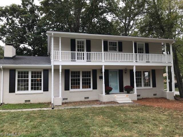 2913 Shady Lawn Drive, Greensboro, NC 27408 (MLS #950142) :: HergGroup Carolinas | Keller Williams
