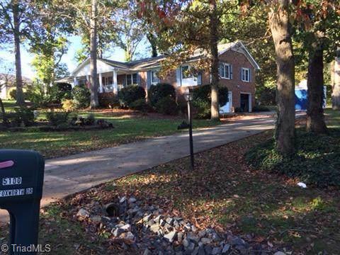 5100 Foxworth Drive, Greensboro, NC 27406 (MLS #952456) :: Ward & Ward Properties, LLC