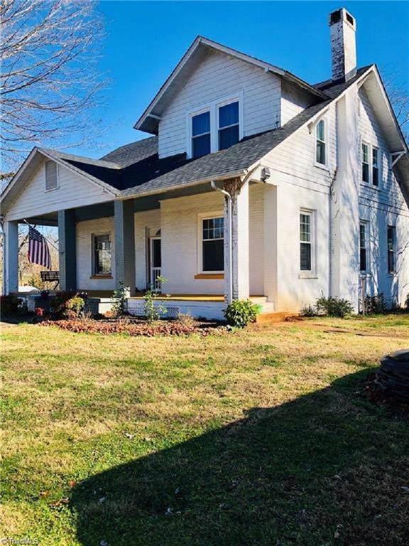 1118 Trogdon Street, North Wilkesboro, NC 28659 (MLS #961220) :: Ward & Ward Properties, LLC