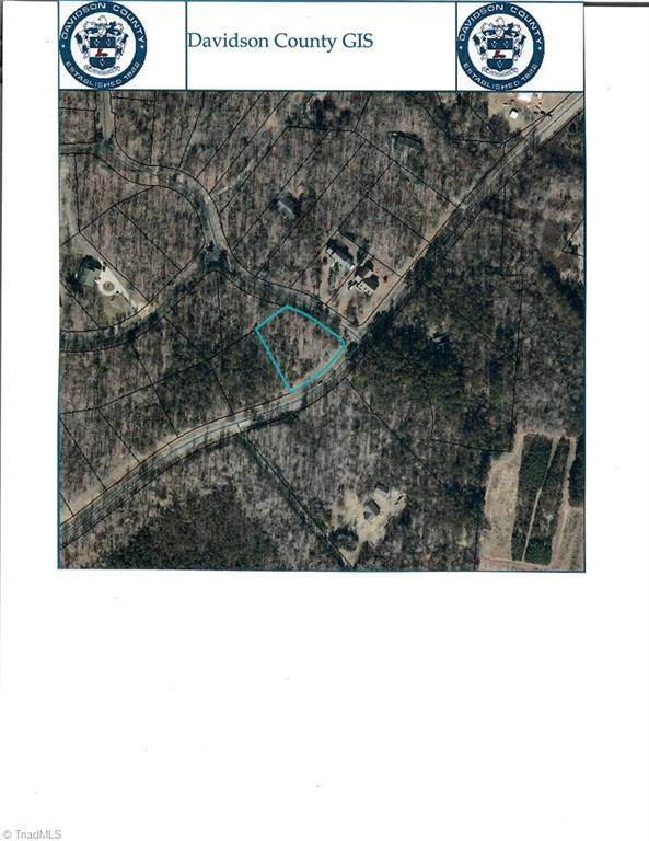 Section 2 Lot 8 Shoreline Drive, Lexington, NC 27292 (MLS #967933) :: Greta Frye & Associates | KW Realty Elite