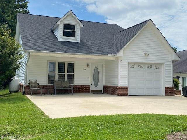 110 Mulberry Drive, Mount Airy, NC 27030 (MLS #969277) :: Ward & Ward Properties, LLC