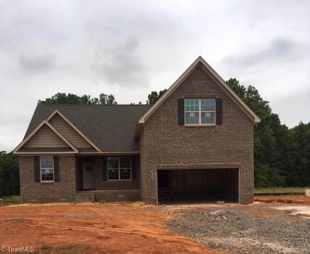 107 Saddlebrook Drive, Advance, NC 27006 (MLS #970003) :: Ward & Ward Properties, LLC