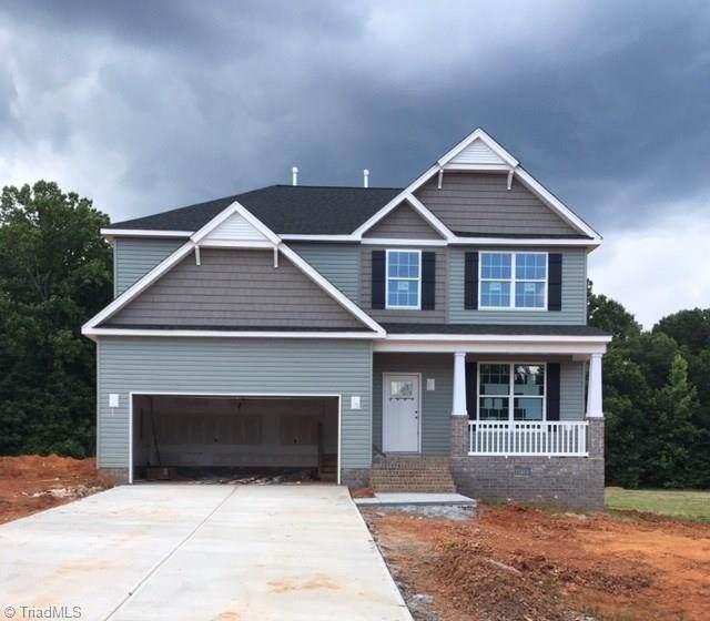 119 Saddlebrook Drive, Advance, NC 27006 (MLS #974914) :: Berkshire Hathaway HomeServices Carolinas Realty