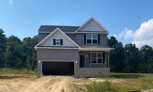 139 Saddlebrook Drive, Advance, NC 27006 (MLS #987465) :: Ward & Ward Properties, LLC