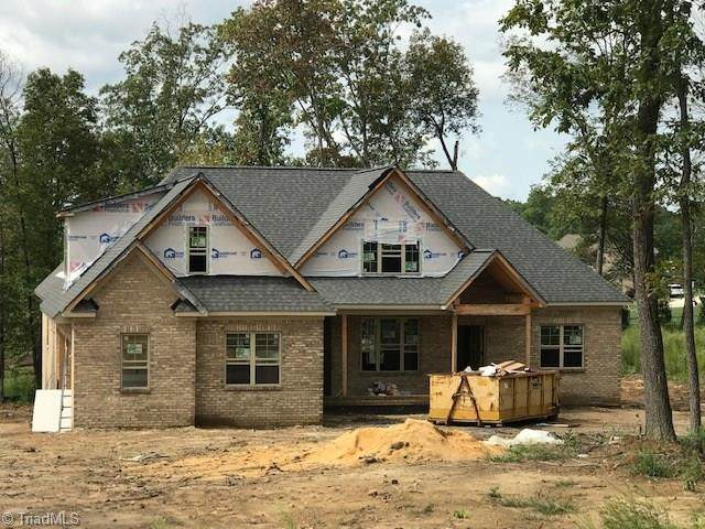 7903 Honkers Hollow Drive, Stokesdale, NC 27357 (MLS #989099) :: Berkshire Hathaway HomeServices Carolinas Realty