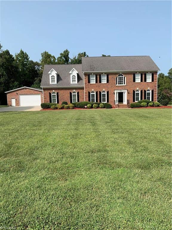 5311 Winterset Drive, Greensboro, NC 27406 (MLS #994300) :: Greta Frye & Associates | KW Realty Elite