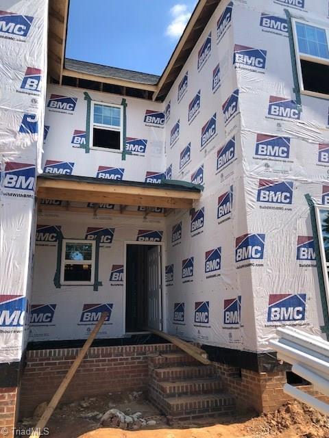 3732 Cardinal Downs Drive, Greensboro, NC 27410 (MLS #901485) :: Kristi Idol with RE/MAX Preferred Properties