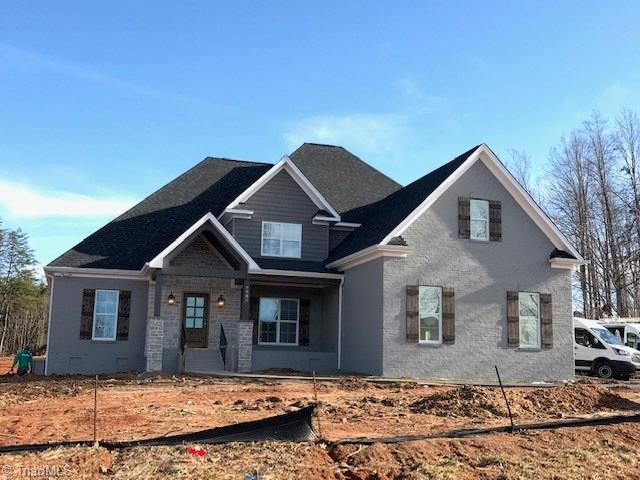 7902 Honkers Hollow Drive, Stokesdale, NC 27357 (MLS #909962) :: Kristi Idol with RE/MAX Preferred Properties