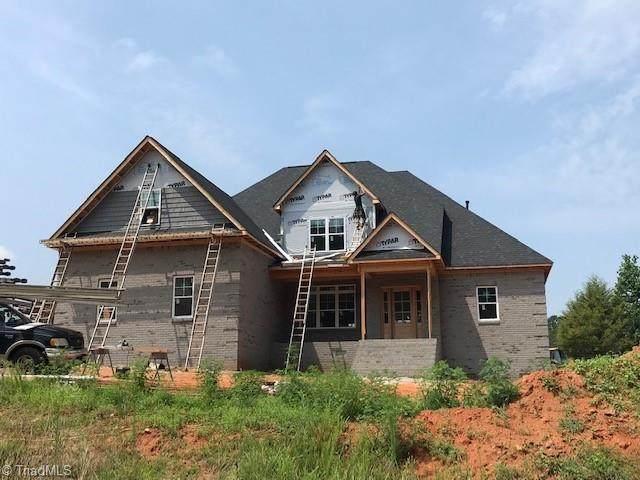 7603 Skippers Trace, Oak Ridge, NC 27310 (MLS #1025917) :: Ward & Ward Properties, LLC