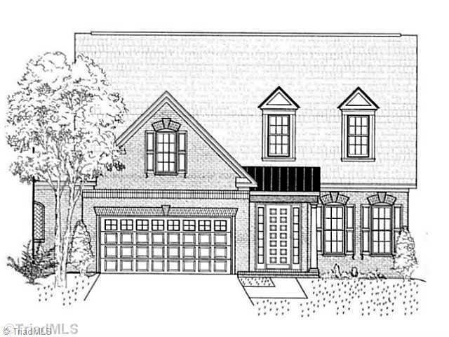 29 Midland Park Lane, Greensboro, NC 27455 (MLS #703522) :: Kristi Idol with RE/MAX Preferred Properties