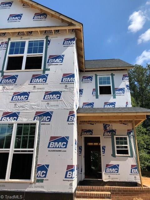 3730 Cardinal Downs Drive, Greensboro, NC 27410 (MLS #901247) :: Kristi Idol with RE/MAX Preferred Properties