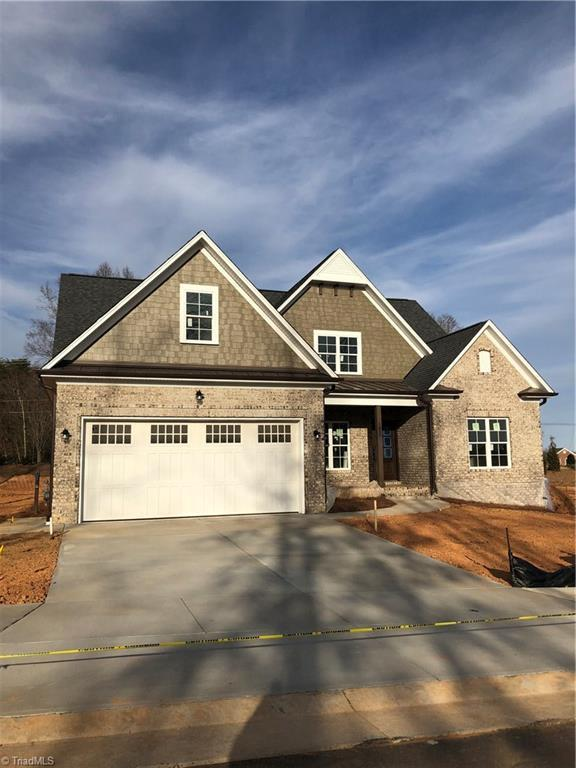 30 Wisteria Drive, Winston Salem, NC 27106 (MLS #906421) :: NextHome In The Triad