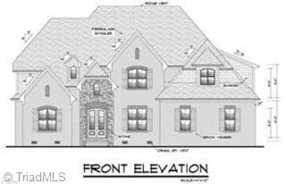 7505 Henson Forest Drive, Summerfield, NC 27358 (MLS #913524) :: HergGroup Carolinas
