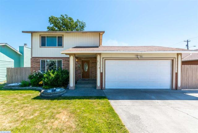 319 S Zinser, Kennewick, WA 99337 (MLS #222226) :: Dallas Green Team