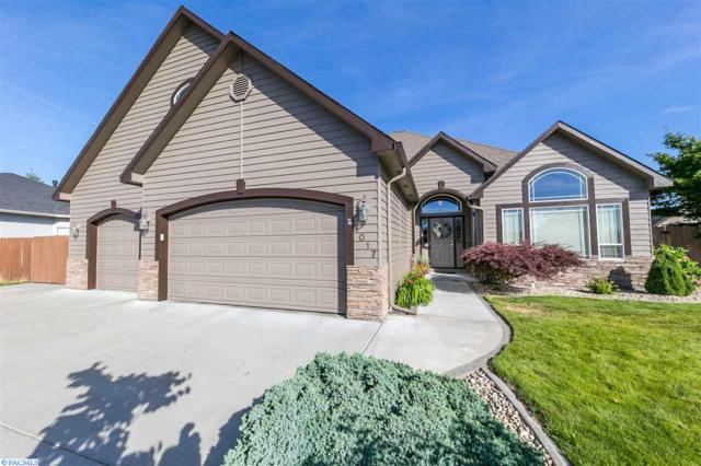 1017 Kambeth Ct, Richland, WA 99352 (MLS #222290) :: Dallas Green Team