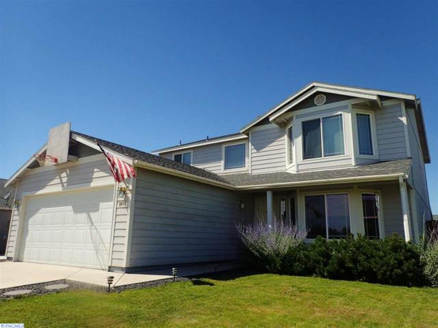 9015 Ryeland Drive, Pasco, WA 99301 (MLS #222319) :: Dallas Green Team