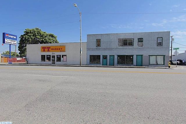 208 E Columbia Drive, Kennewick, WA 99336 (MLS #223141) :: Dallas Green Team