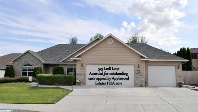 523 Lodi Loop, Richland, WA 99352 (MLS #223764) :: Dallas Green Team