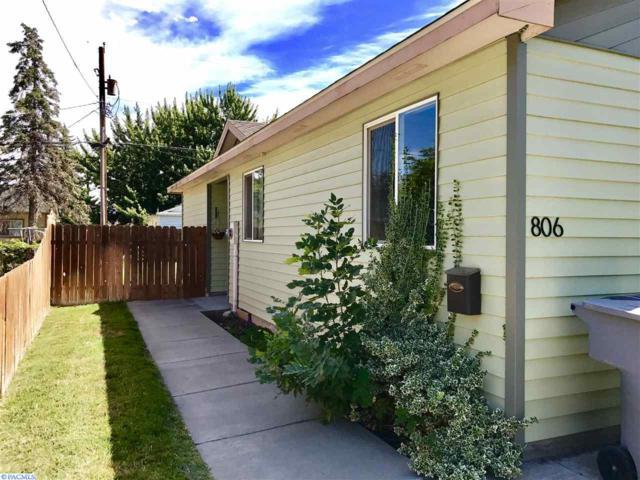 806 Stanton Ave, Richland, WA 99352 (MLS #223906) :: Dallas Green Team