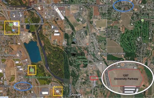 1207 University Parkway, Yakima, WA 98901 (MLS #224517) :: Premier Solutions Realty