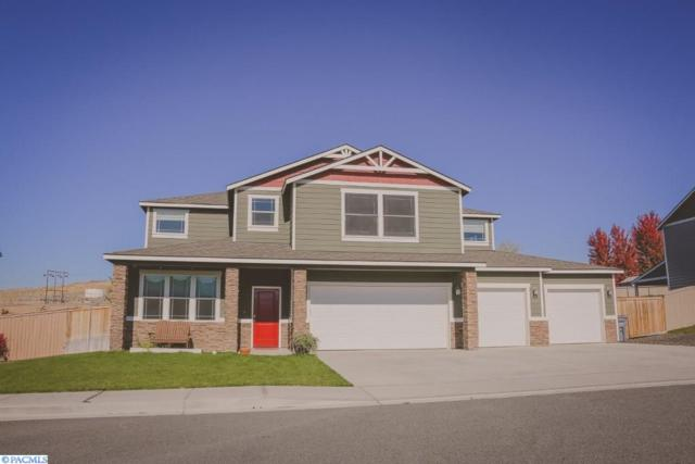 1805 Sagewood Loop, Richland, WA 99352 (MLS #225134) :: Dallas Green Team