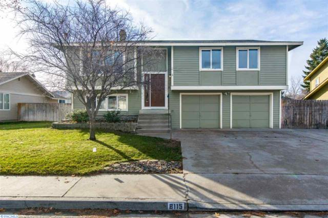 8115 W Grand Ronde, Kennewick, WA 99336 (MLS #226083) :: Dallas Green Team